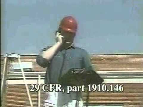 Confined Space Entry- www.safetyissimple.com