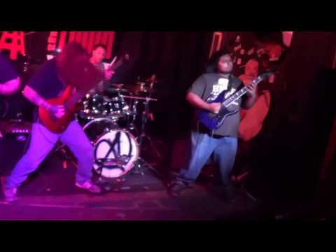 """Abductor """"live"""" at The Radio Room Greenville, SC 4/8/17 part 2"""