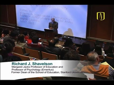 Uniandes - Assesment of Learning in College - Richard J. Shavelson - Cife 10 years 3/3