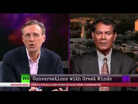 Great Minds P1: Prof. Peter Mathews - What is Dollar Democracy?