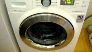 New Samsung eco bubble digital inverter washing machine 8 kg review
