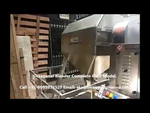 Octagonal Blender  , Octagonal Blender Machine