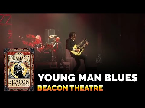 Joe Bonamassa - Young Man Blues - Live from Beacon Theatre