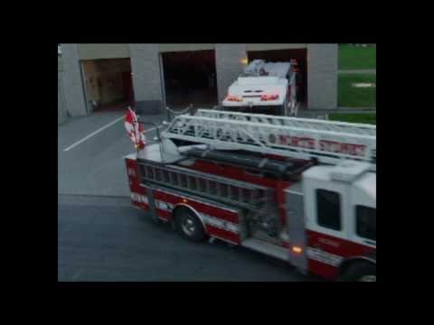 North Sydney Fire Dept Firefighter Tribute 2