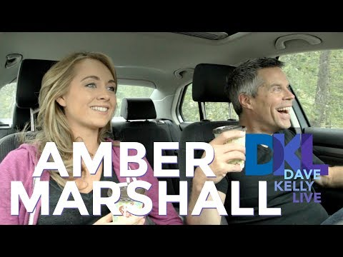 Canadians In Cars - Amber Marshall
