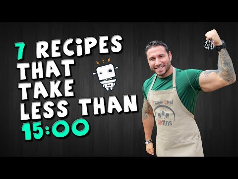 7-recipes-that-take-less-than-15:00-(fitocracy-arnold's-1%-challenge)
