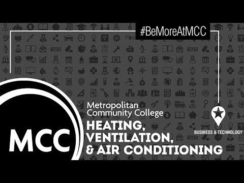 Heating, Ventilation & Air Conditioning @ MCC-Business & Technology