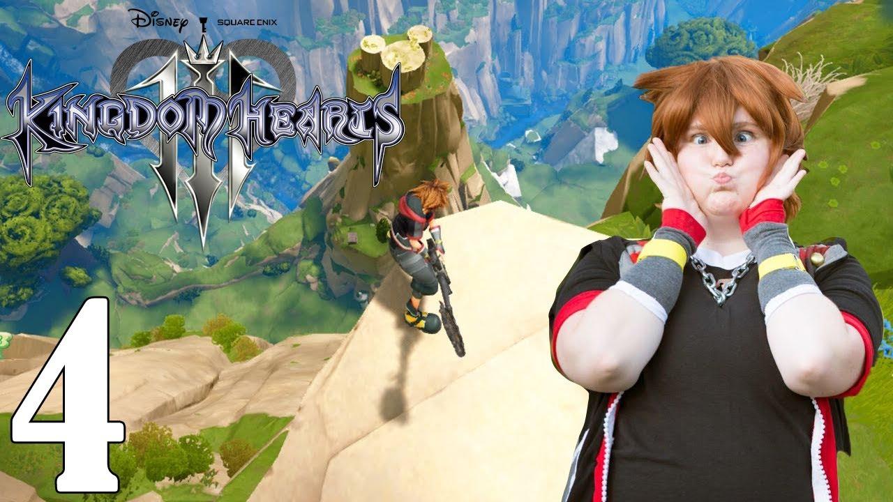 Kingdom Hearts 3 - Part 4