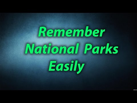 National Parks Part-1(Amol Shinde)