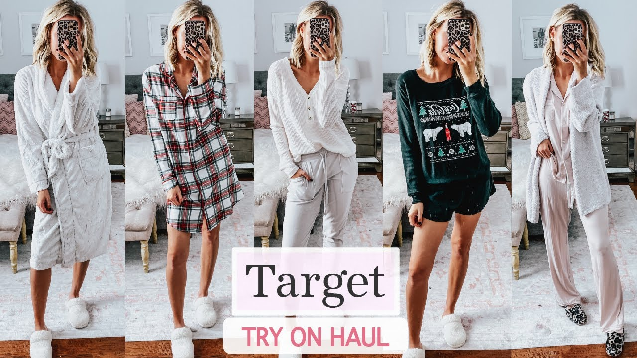 [VIDEO] - Target Holiday Try On Haul: Winter 2019 Outfit Ideas | Lee Benjamin 1