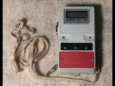 Dozymetr ANRI Sosna Instrukcja - АНРИ 01-02 Сосна дозиметр радиометр Manual