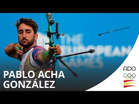 Pablo Acha González - Tiro con Arco