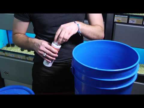 How to Purify Tap Water for Your Aquarium : Aquariums & Fish Care