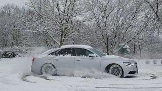 Audi A6 4G Quattro 3.0 TDI Snow HD