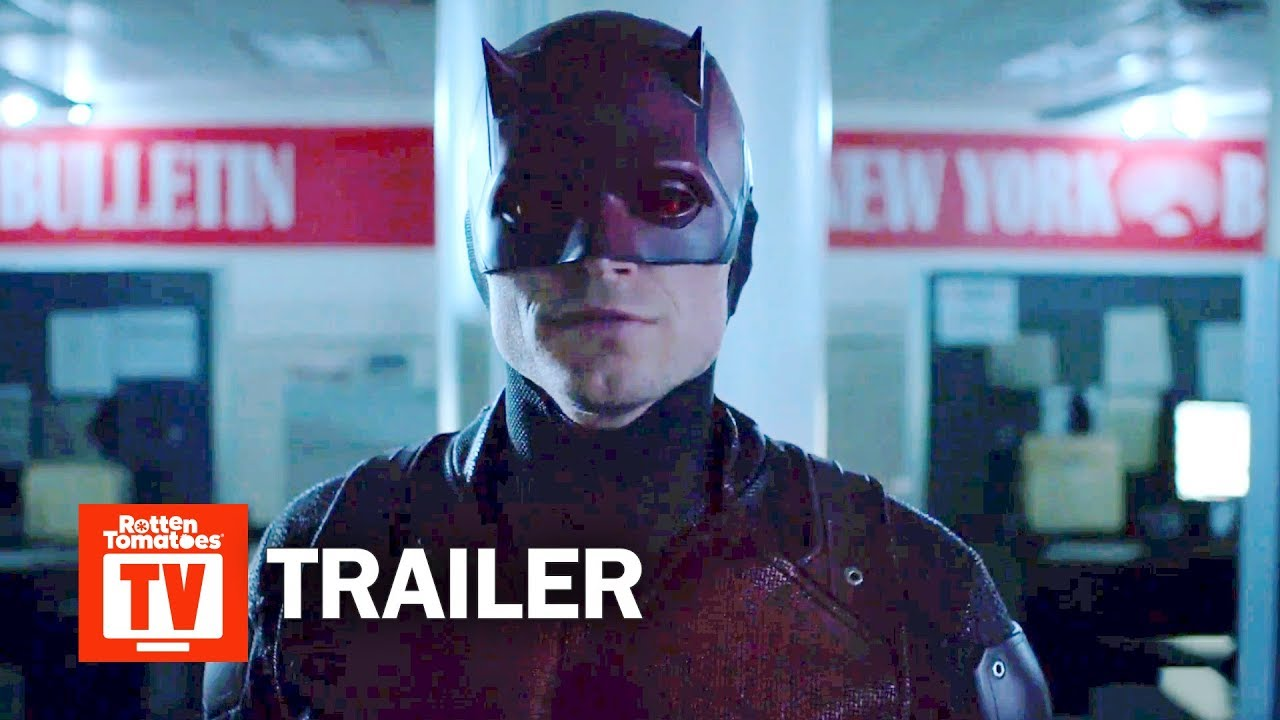 Download Marvel's Daredevil Season 3 NYCC Trailer | Rotten Tomatoes TV