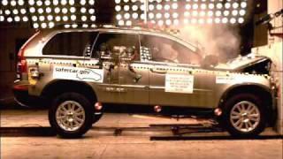 Crash Test 2008 - 20** Volvo XC90 (Full Frontal Impact) NHTSA