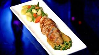Dhe Ruchi I Ep 135 - Chicken Roulade I Mazhavil Manorama