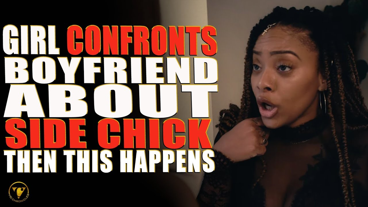 Girl Confronts Boyfriends Side Chick, Then This Happens.