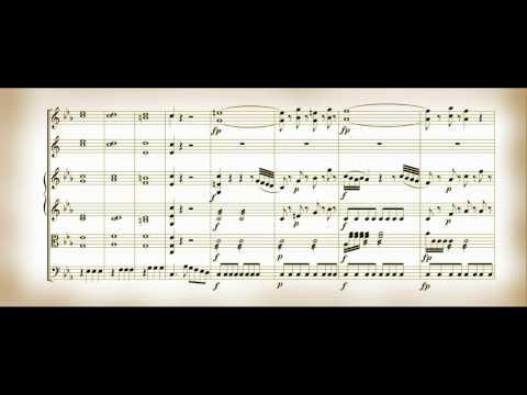 Mozart : Sinfonia n.1 KV16 (1/2) - Allegro molto
