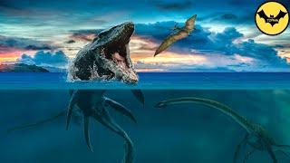 30 Terrifyng Prehistoric Sea Monsters.
