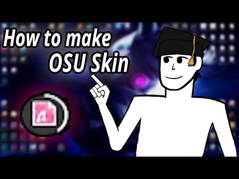 Osu- How to make  a Osu Skin