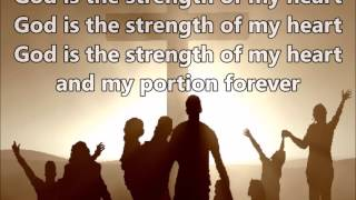 God Is The Strength Of My Heart   Don Moen   lyrics   432hz
