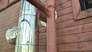 (46) Montaż wkładu kominkowego / montaż komina
