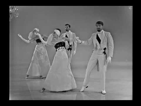 Peter Gennaro Dancers: Dave Brubeck's 'Take Five'