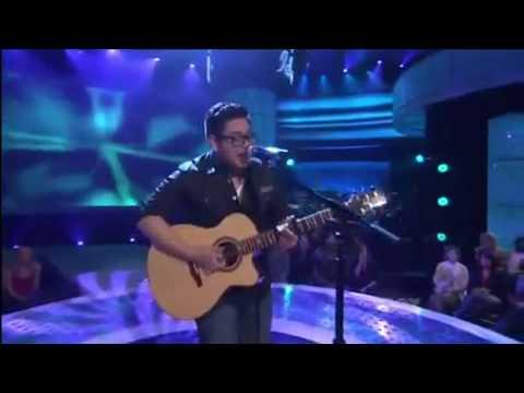 Andrew Garcia * Sugar Were Going Down * - Top 24 American Idol 2010 Performance