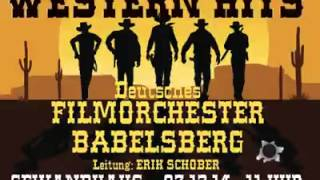 2014 12 07 Western Hits - Gewandhaus - Babelsberger Filmorchester