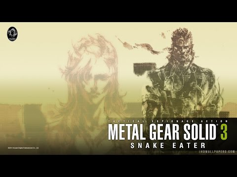 [Direct-Play] Metal Gear Solid 3 -Snake Eater- [PS2]