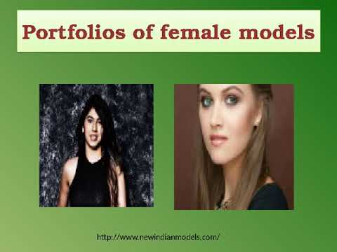 Top Fashion Models of India