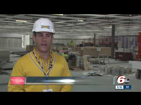 New Fishers IKEA will have 1 floor, 3 types of meatballs