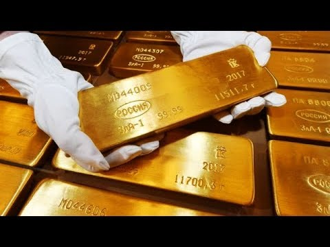 REVEALED: Russian Gold Reserves