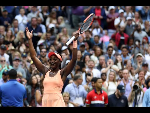 2017 US Open: Keys vs. Stephens Match Highlights
