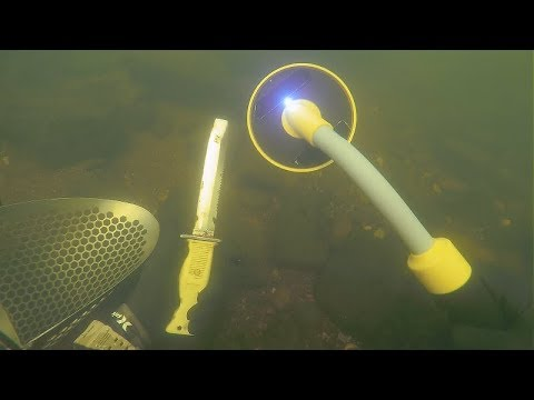 Metal Detecting Underwater for Lost $27,000 Ring! (Scuba Diving)   DALLMYD