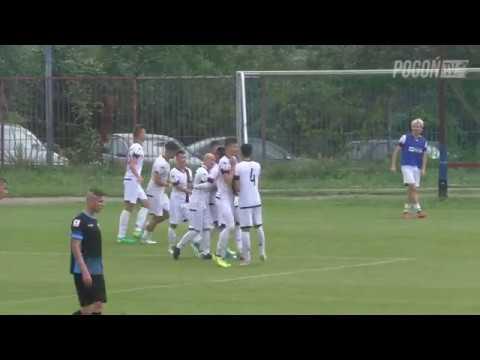 CLJ: Pogoń Szczecin – Salos Szczecin 3:0 (2:0)