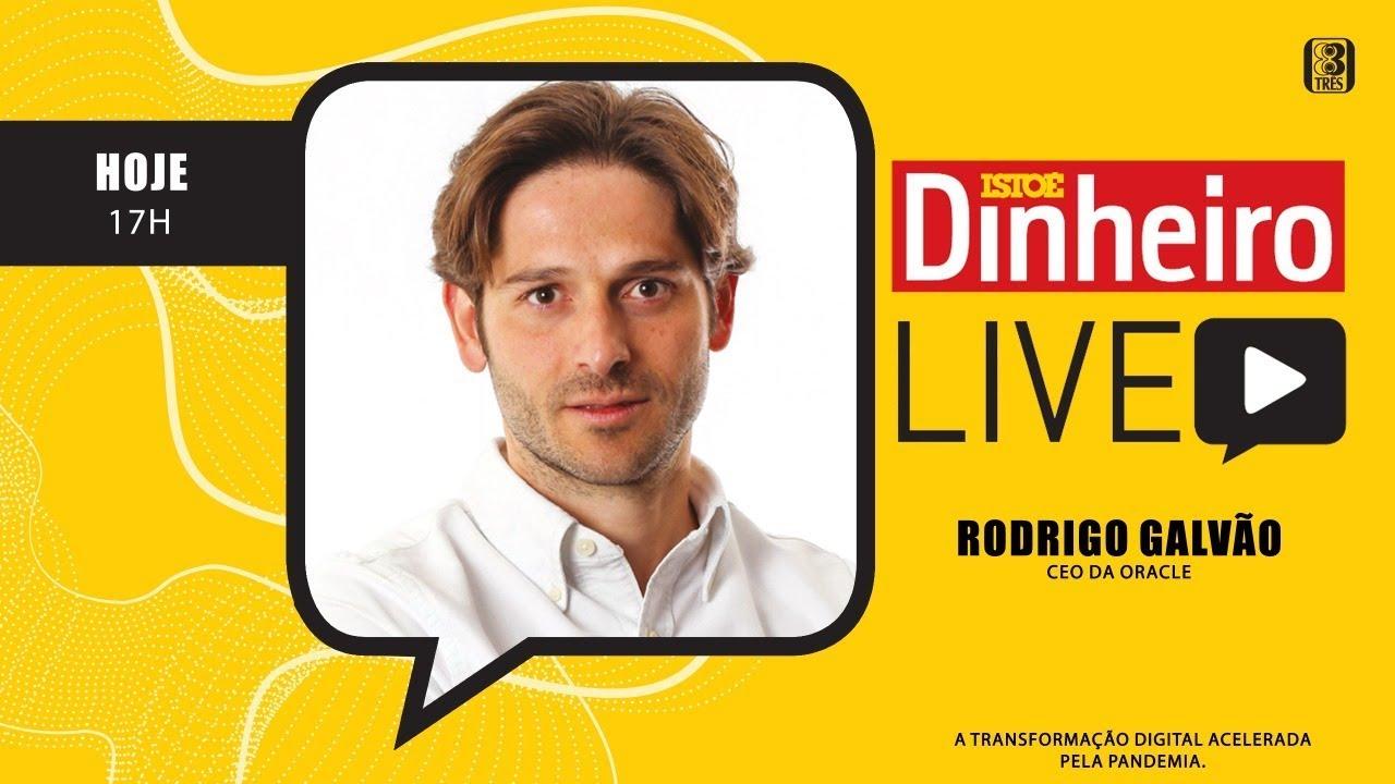 Live Dinheiro - Rodrigo Galvão