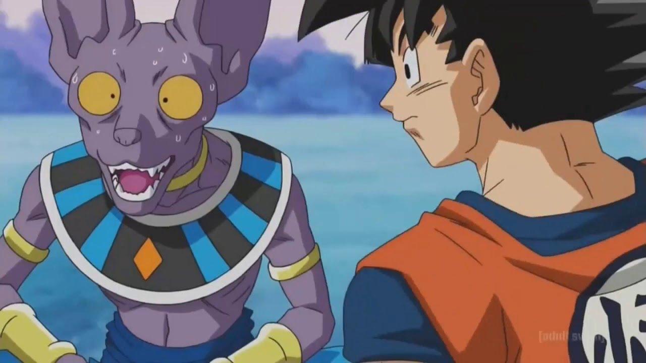 Download Whis Tells Goku How To Kill Beerus | DBS English Dub