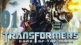 ����������� Transformers 3: Dark of The Moon [����� 1]