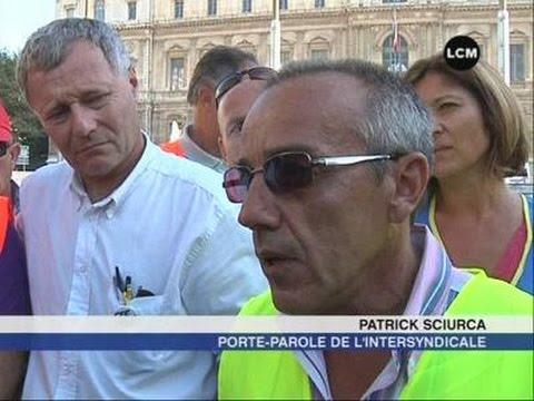 Opération Escargot Des Salariés De Lyondellbasell