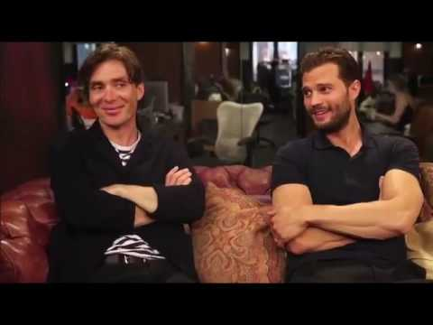 Jamie Dornan & Cillian Murphy funniest interviews