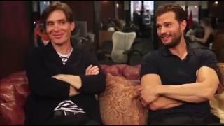 Jamie Dornan & Cillian Murphy funniest interviews streaming