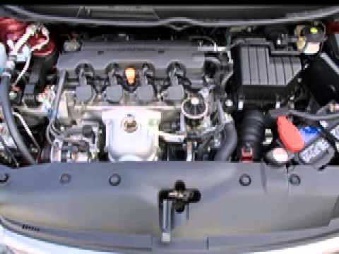 honda civic   noise  engine youtube