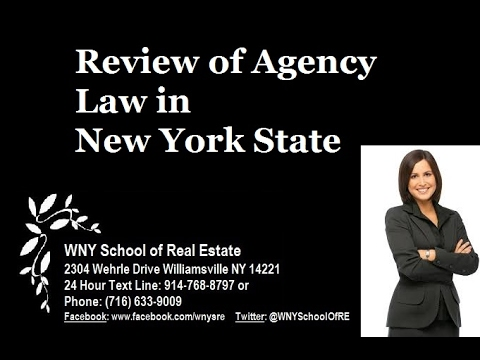 Agency Law in New York State