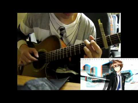 Guilty Crown -My Dearest by Supercell (Guitar Cover) - YouTube
