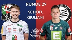 eBundesliga Play@Home Meisterschaft 29. Runde: WAC - SK Sturm Graz