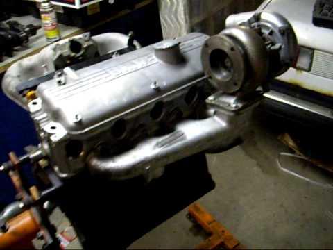 Bmw M10 Callaway Turbo Set Up Mov Youtube
