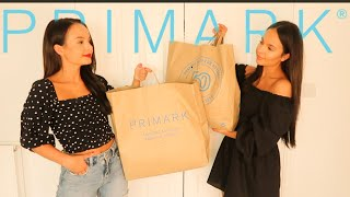 WHATS NEW IN PRIMARK/TRY ON HAUL (AUGUST/SEPTEMBER) - AYSE AND ZELIHA