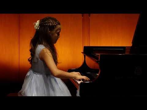 12/13/2019 Sofiya Shumkova: concert of students of the Mira Marchenko' class (I-st part)
